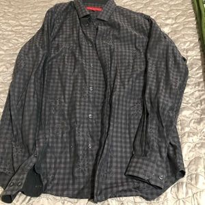Report Collection button down shirt